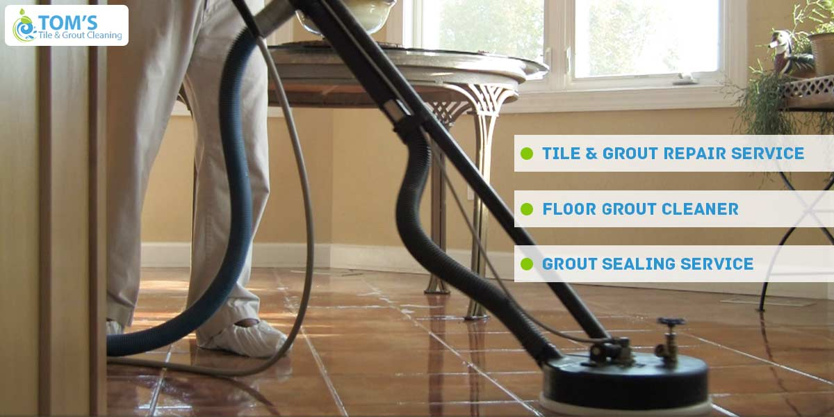 The Best Way to Clean Floor Grout